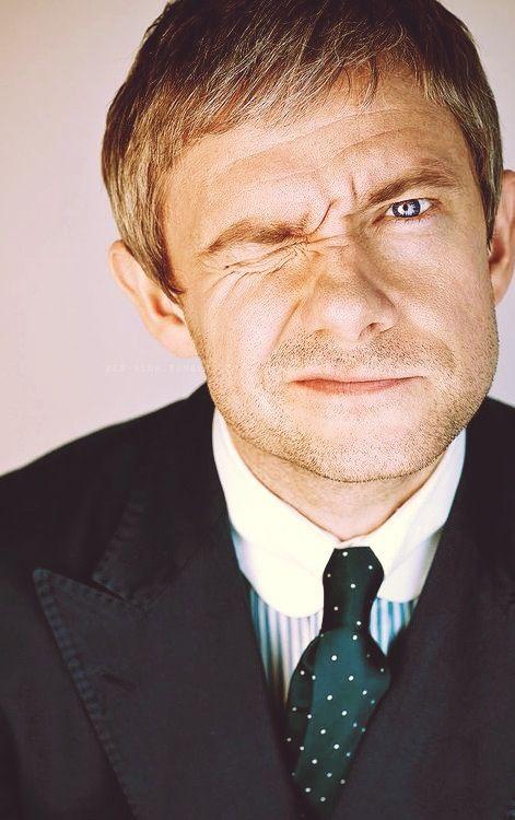 マーティン・フリーマンかわいい