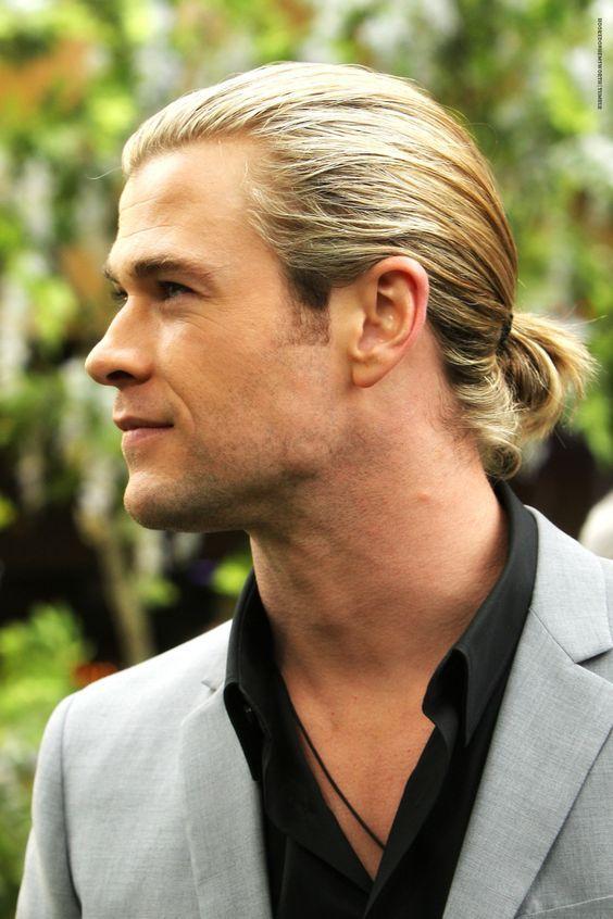クリス・ヘムズワース 髪型