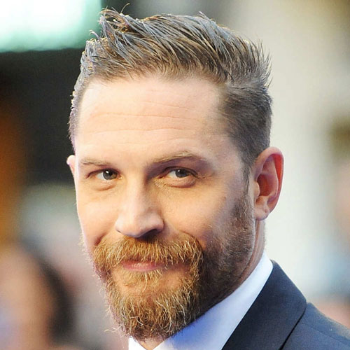 トム ハーディの年齢身長プロフィール かっこいい髪型まとめ 結婚