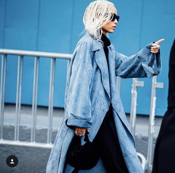ゾーイ・クラヴィッツ 私服 ファッション