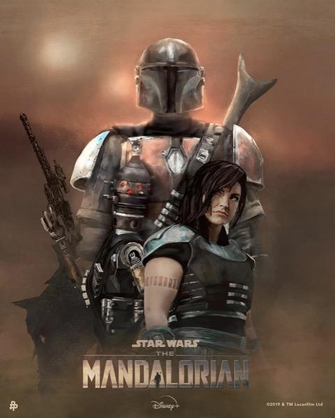 ザ・マンダロリアン