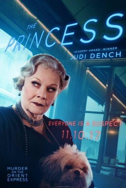 ドラゴミロフ公爵夫人役 ジュディ・デンチ